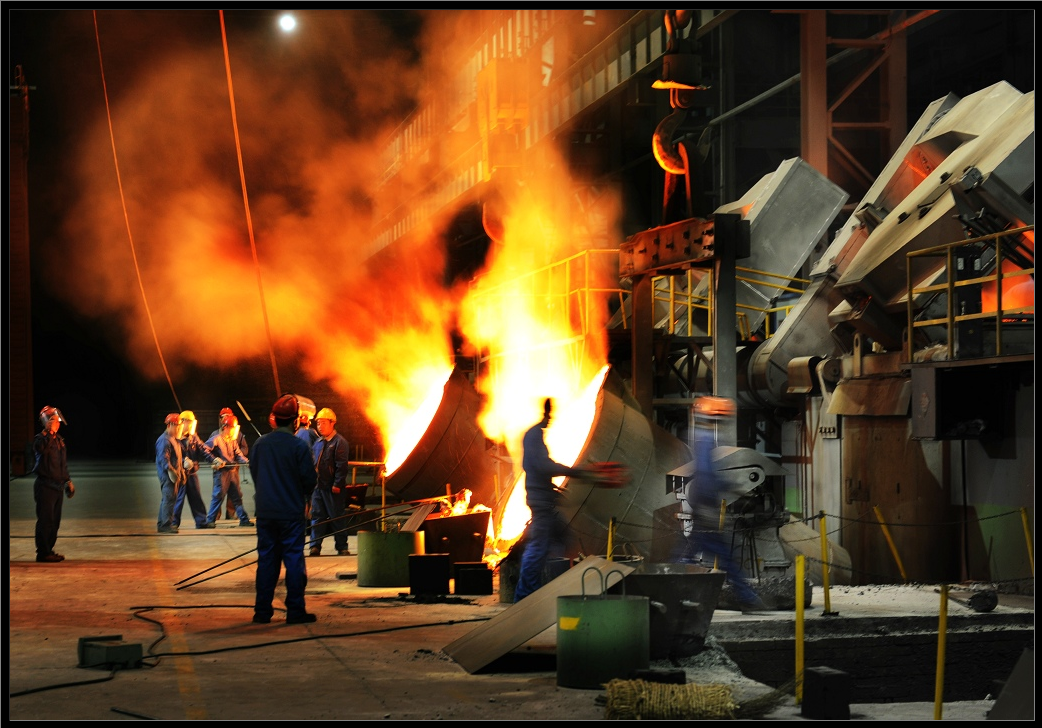 树脂砂铸造 从设备、工艺、原材料降低成本