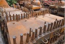 树脂砂铸造工艺生产需要注意的问题