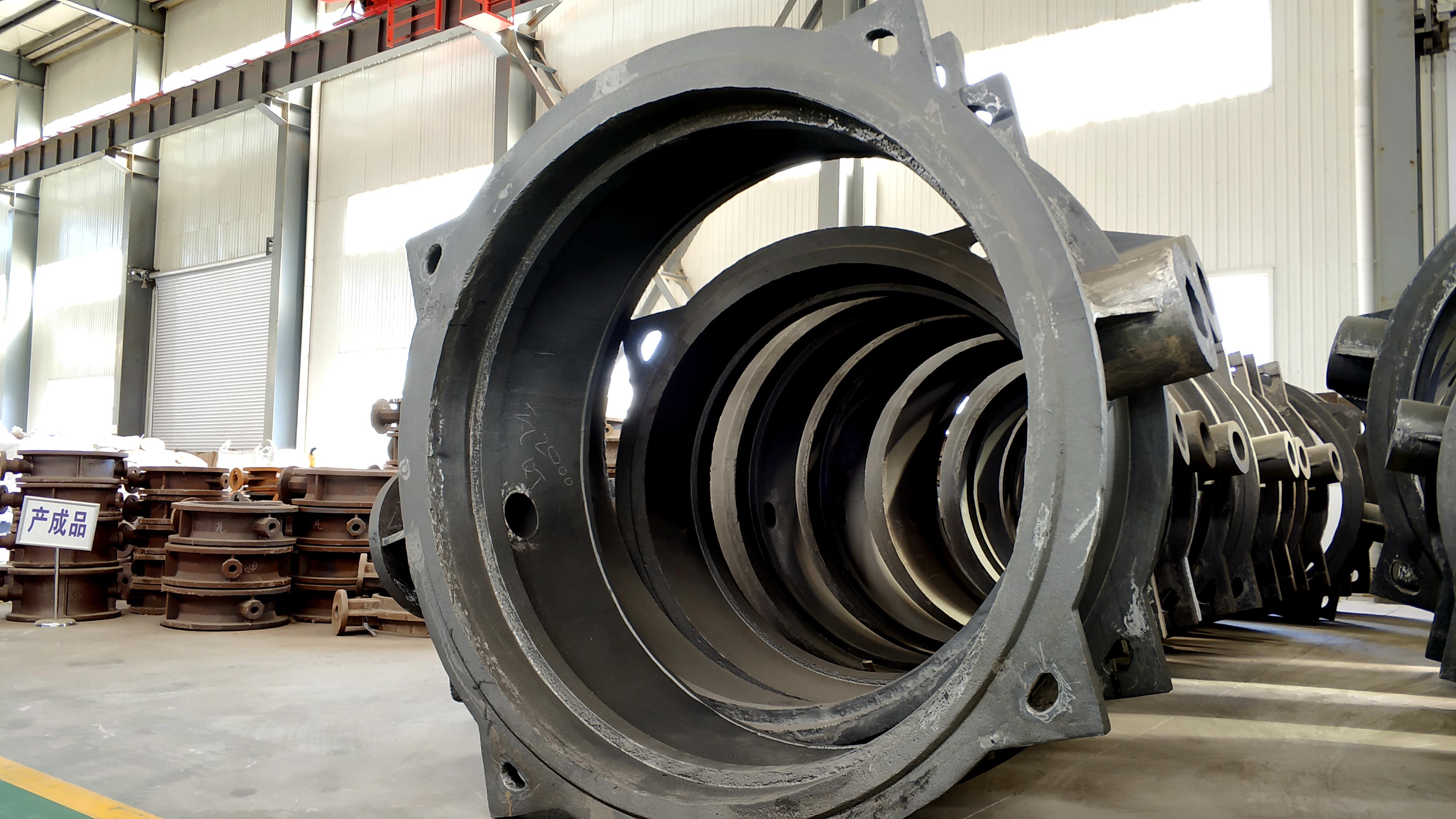 大型铸钢件厂家回复关于铸钢件的热点问题