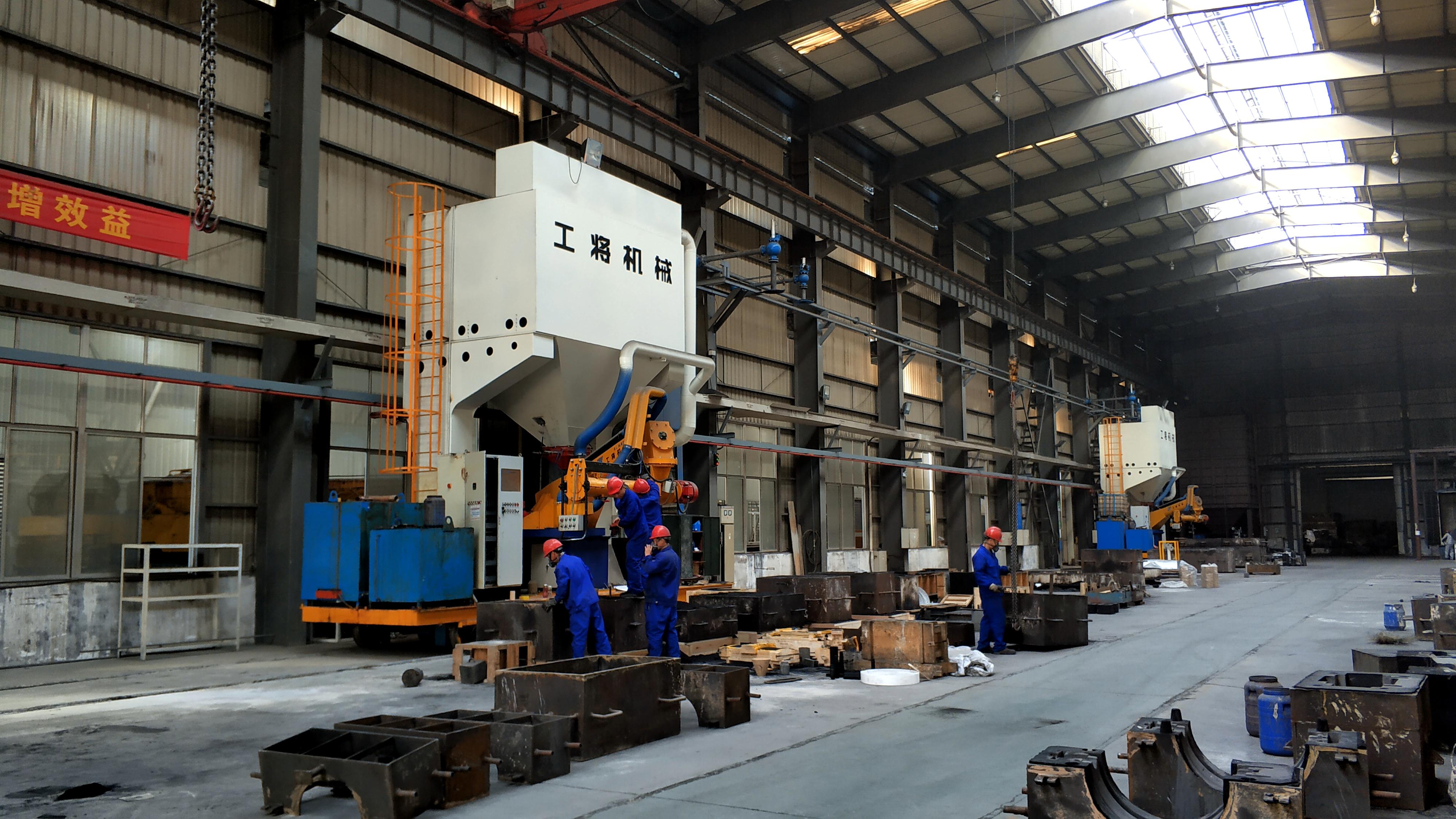 铸造厂做好现场管理,生产效率能翻倍_海耀铸造