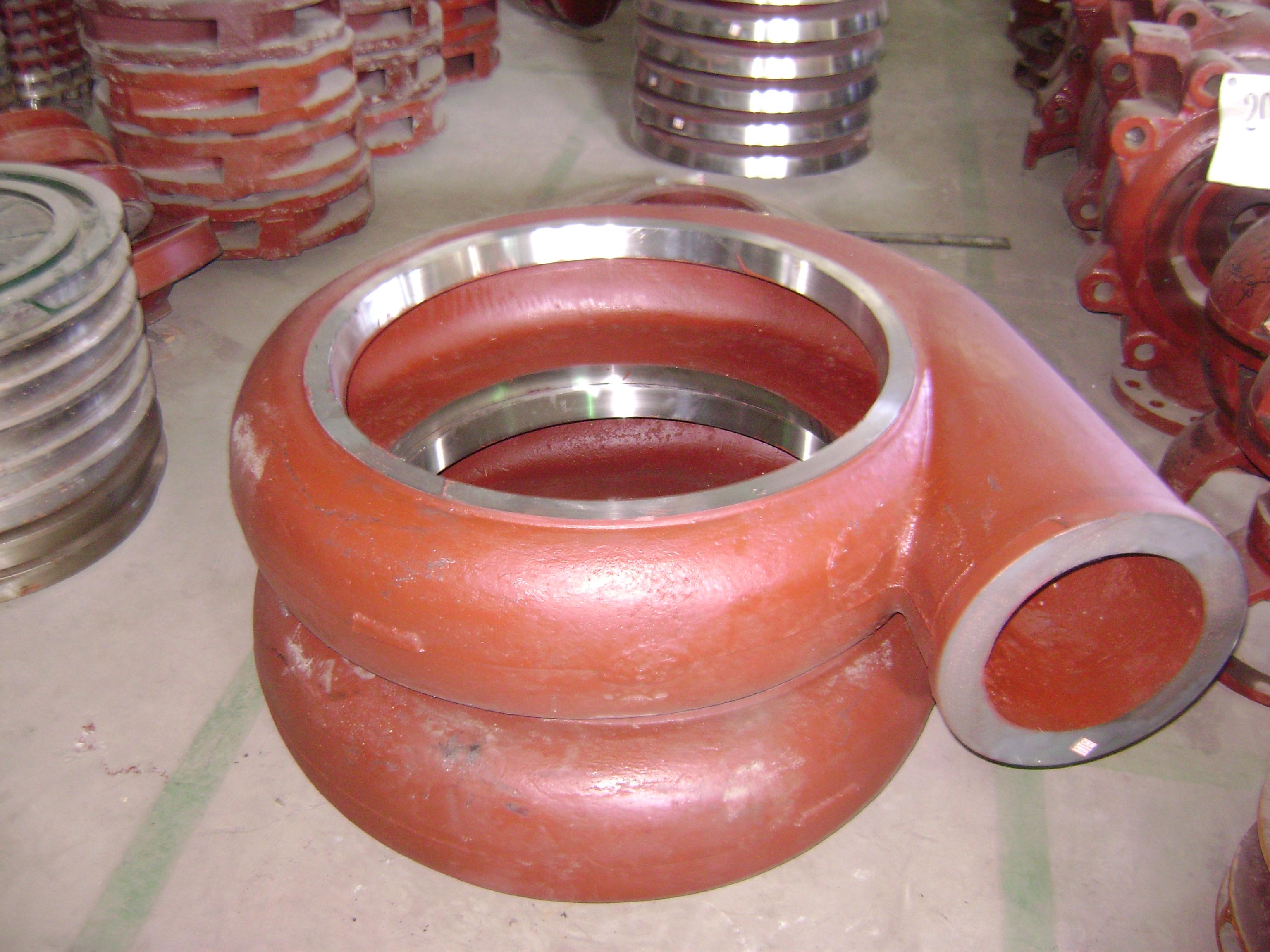 水泵铸件凝固方式是什么?