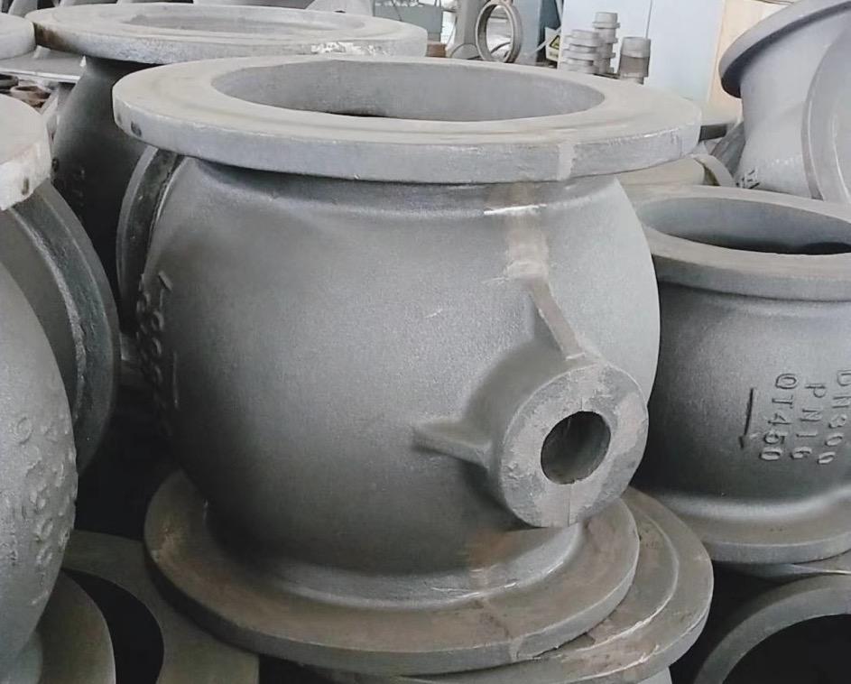 水泵铸件热节缩孔是什么?
