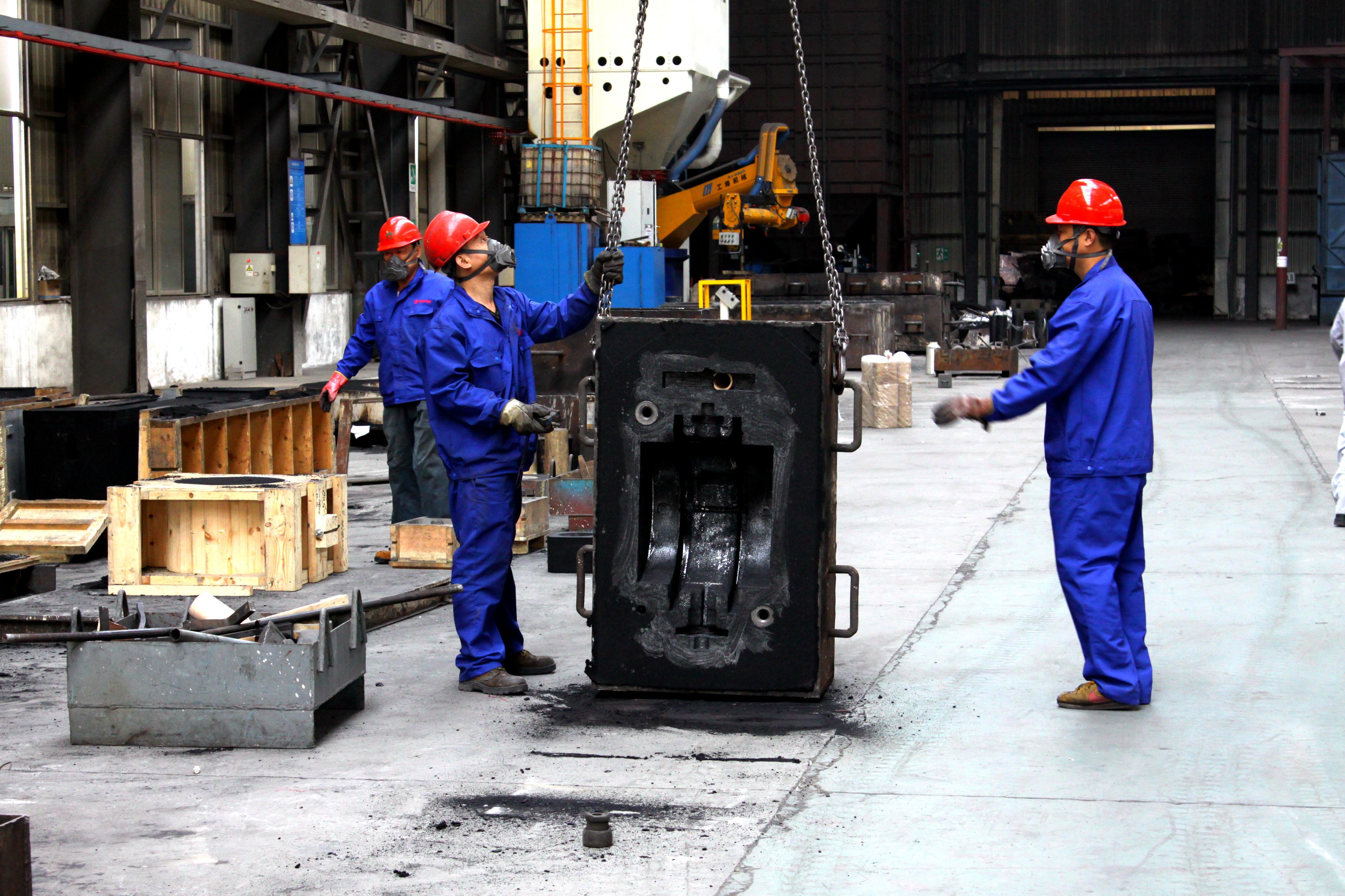 金属凝固过程中对阀门铸件的影响