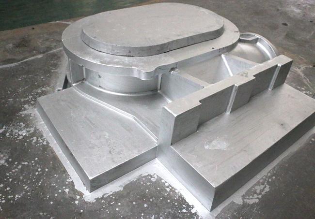 大型铸件在机床行业的位置