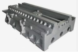 机床铸件的功能特点